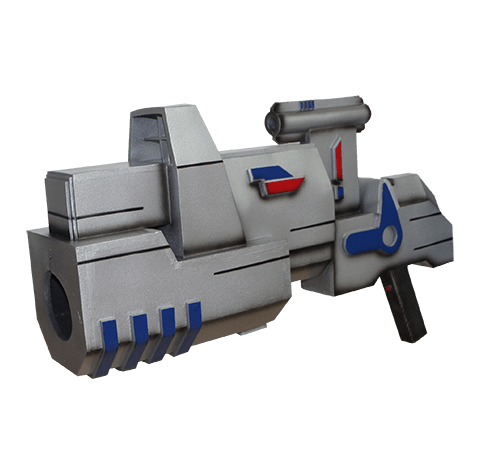 The gun of the transformer 2
