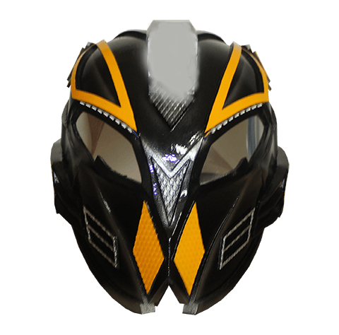 Helmet Bamblical New