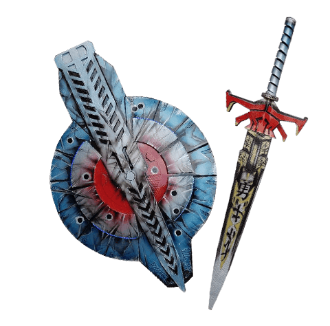 Sword and shield Knight